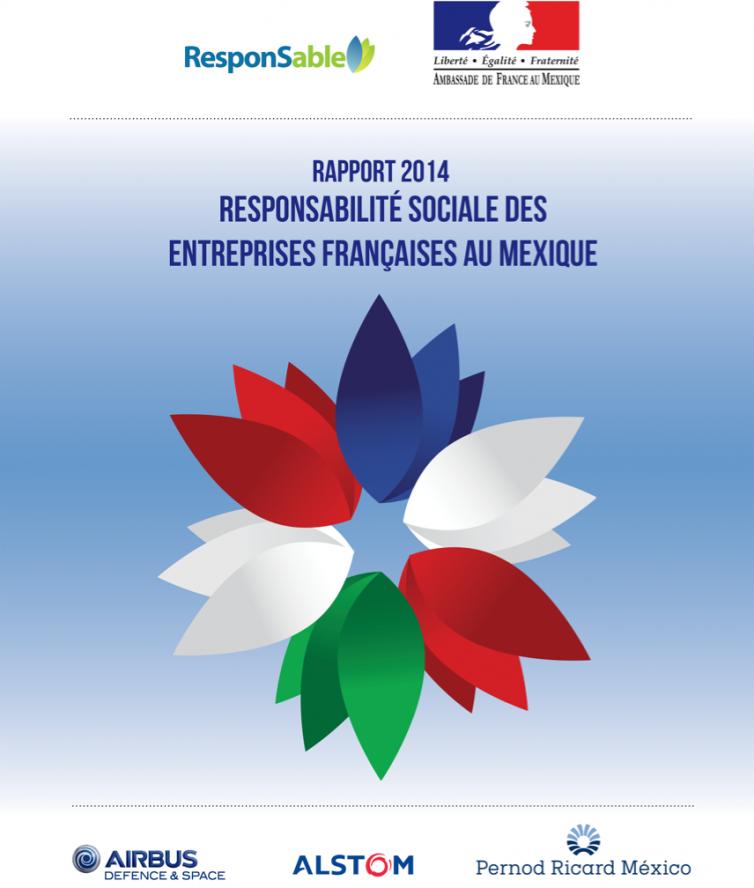 Estudio «Responsabilidad Social de las empresas francesas en México»